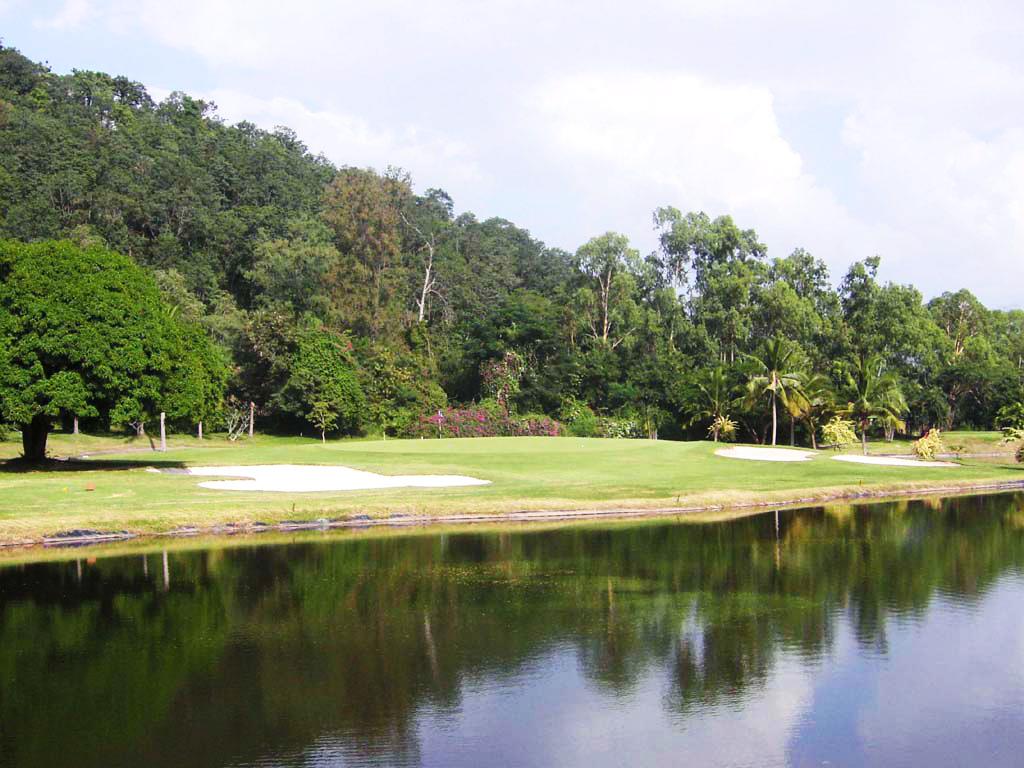 Bangpra International Golf Club