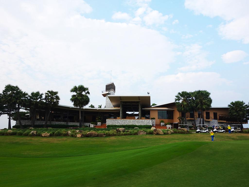Siam Country Club (Plantation) (Sugar Cane+Tapioca Course)