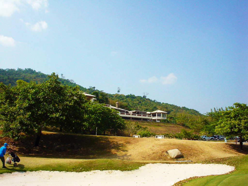 Wangjuntr Golf Park (Left Green)