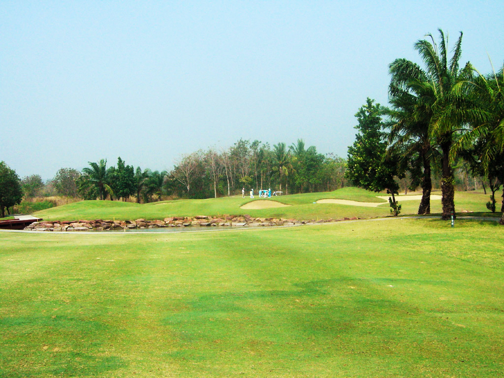 Lake View Resort & Golf Club (AB Course)